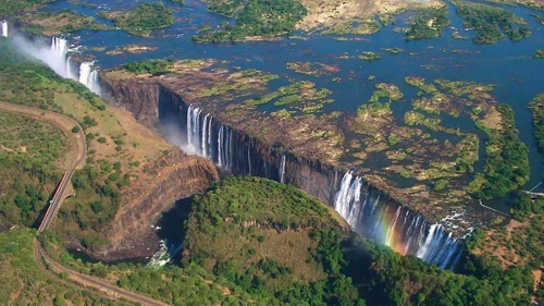 Rovos - Wodospady Wiktorii